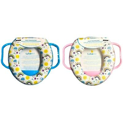 Toilet training Seat / Potty Seat with handles by Honey Bunny