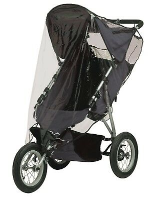 Jolly Jumper Weathershield for Jogger Strollers / Rain, snow, sleet, wind cover