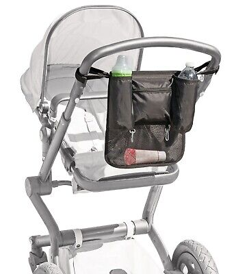 Jolly Jumper Stroller Organizer with bottle holders and large pockets