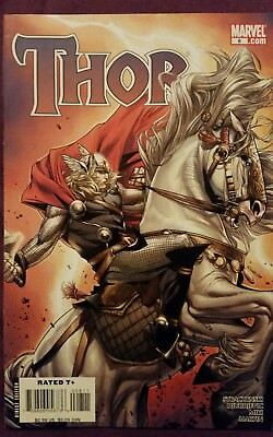 Thor Comic Issue 8 2008 Straczynski Djurdjevic Miki - Father Issues Part 2
