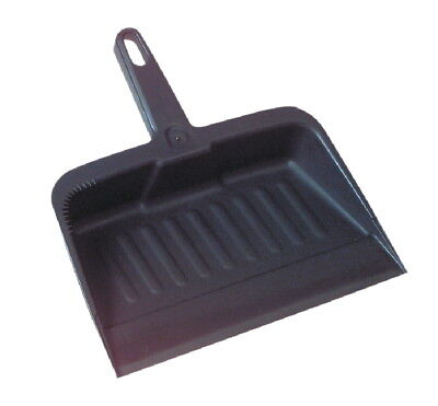 Rubbermaid Heavy Duty Dustpan, 12-1/4 W in, Plastic