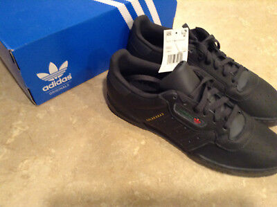 082d00feb94c1 ADIDAS YEEZY POWERPHASE Calabasas Core Black Size 10 -  150.00 ...