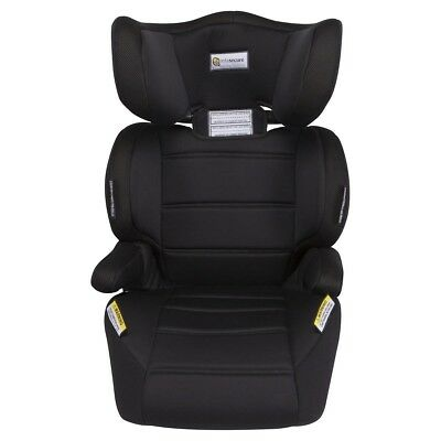 Infa-Secure - Childrens 4-8year old Booster Seat - Colour Black - Model CS5410