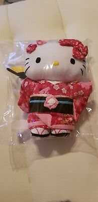 AUTHENTIC Hello Kitty in Kimono from Japan Sanrio licensed
