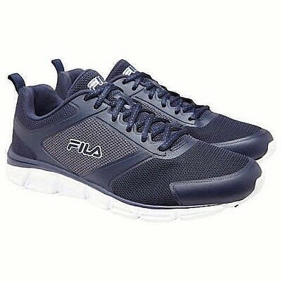 NEW FILA MEN'S Memory Steelsprint Athletic Running Shoes