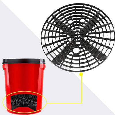 Car Wash Guard Grit Bucket Insert Washboard Filter Water Scratch Preventing Tool