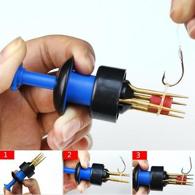 4-Claw Reservoir Fishing Lure Grabbing Tool Grabber for Carp Fishing Accessories