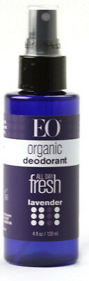 Organic Deodorant Spray - Lavender, EO Products, 4 oz