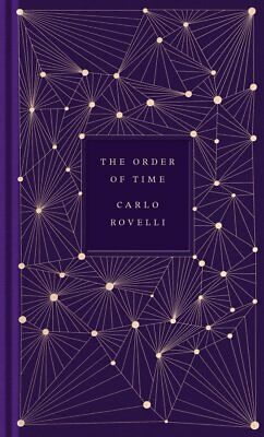 The Order of Time Hardcover – 26 Apr 2018 9780241292525