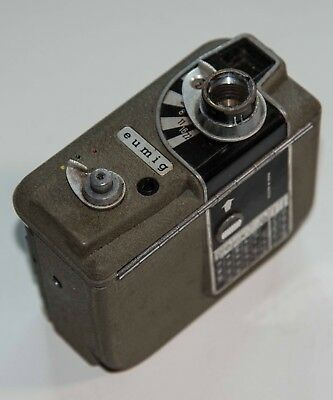 EUMIG 8mm Electric Movie Camera