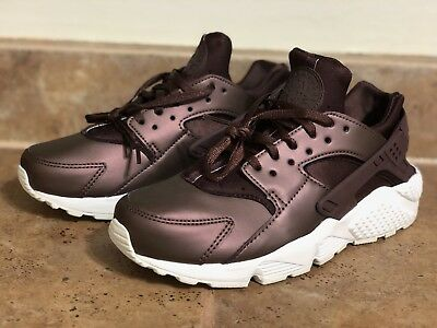 the best attitude dba4a 8eab1 Nike WMNS Air Huarache Premium TXT SZ 7.5 AA0523-202 Metallic Mahogany  Women New