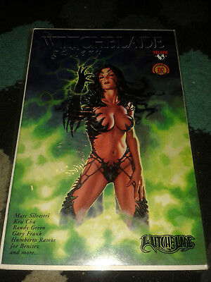 Witchblade Gallery Edition #1C (Dynamic Forces Exlusive, Blue Foil Editon)