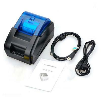 USB Mini 58mm POS Thermal Dot Receipt Bill Printer Bluetooth