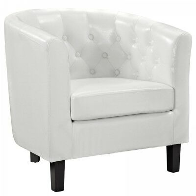 Modway EEI-813-WHI Cheer Armchair In White