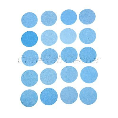 20× Blue Replacement Sponge Soldering Iron Cleaner Solder Tip Clean 2mm Thick