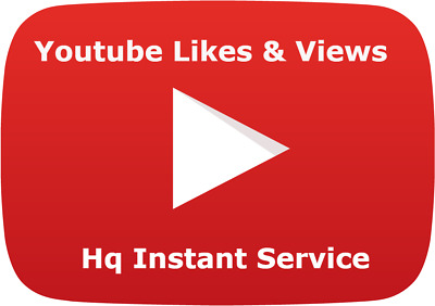 youtube viêws - likês - shares - subscribe - HQ - instant real service- no drop