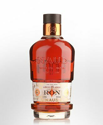 Naud 15 Year Old Anejo Rum (700ml)