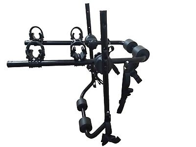 Trunk Mount Bike Rack for 2 Bikes - Fits most vehicles, Free Shipping