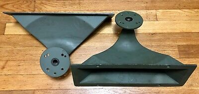 Western Electric 32A Horns (2) fits 713A B C 753C 720A 722A (Horns ONLY)
