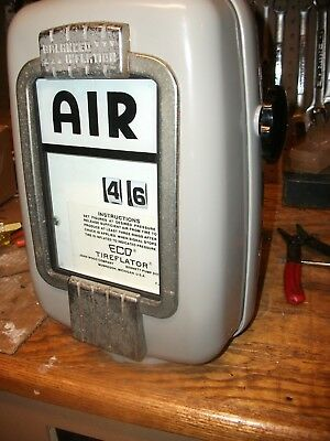 Eco Air Meter With Missing Parts