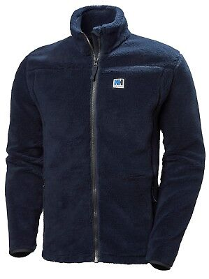 Helly Hansen Men's Heritage Pile Jacket 51785 - 597 Navy Size XL NEW WITH TAGS