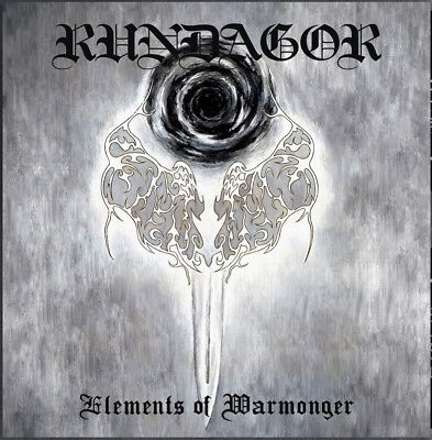 RUNDAGOR - Elements of Warmonger - CD 2017 NITBERG BRANIKALD FOREST