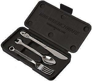 Kids – Wrenchware - Mechanic & Auto Enthusiast Childs Size Dinnerwarecutlery Set