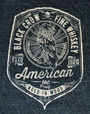 d5461eed03e9a NEW NWT Men s Blue Moon Beer On The Water Tank Top Navy Medium.  12.90 Buy  It Now 4d 4h. See Details. Rock   Republic The Iconic Tee T-Shirt Black  Crow Fine ...