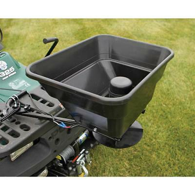 ATV QUAD MOUNTED SPREADER Fertilzer Seed Sand 12V 43.5L