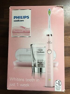 Philips Sonicare DiamondClean Pink Edition