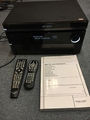 HARMAN KARDON AVR 155 + DVD 29