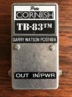 Pete Cornish TB83tm Treble Booster