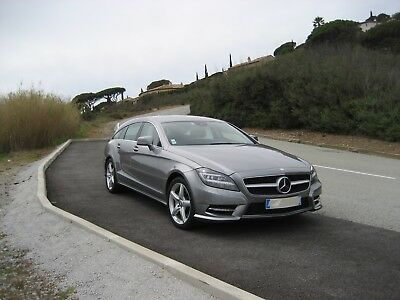 Mercedes CLS 350 CDI Shooting Brake - 4 Matic - Moins de 20 000 Km