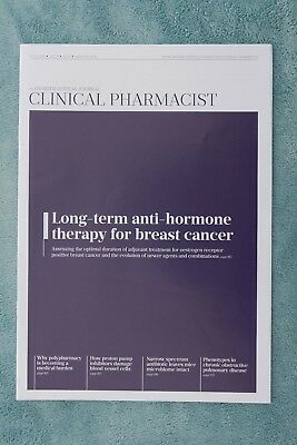 Clinical Pharmacist Magazine, Vol.8, No.6, June 2016, Breast Cancer therapy