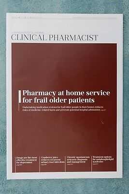Clinical Pharmacist Magazine, Vol.8, No.7, July 2016, Pharmacy at Home service