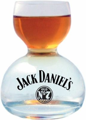 Jack Daniel's Whiskey On Water Glass 8309Jd