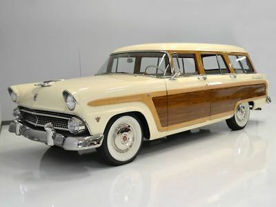1955 Ford Country Squire station wagon, Refrigerator Magnet, 40 MIL