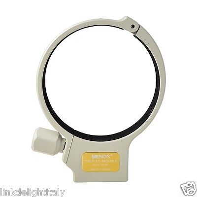 TRIPOD MOUNT COLLAR RING C II (W) FOR CANON EF 70-300mm F/4-5.6L IS USM