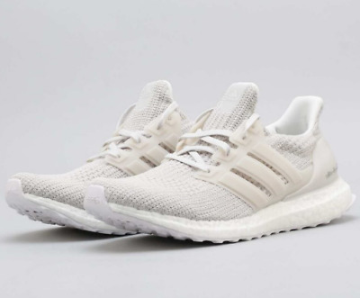 3dbcf62d045f1 ADIDAS ULTRA BOOST 4.0 Chalk Pearl White Royal Blue DS Authentic ...