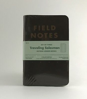 Field Notes FNC-16: Traveling Salesman Limited Edition - Fall 2012 Sealed