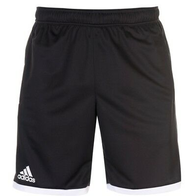 Adidas Mens Court Tennis Sport Shorts Black-White all Sizes New