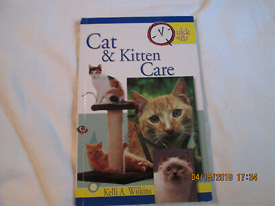 Cat and Kitten Care