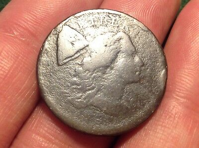1794 Liberty Cap Large Cent  RARE & AFFORDABLE!!  CLEAR LETTERED EDGE!!   L@@K!