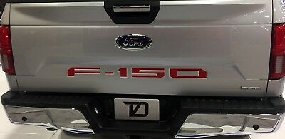 Premium Cast Vinyl Decal Inserts for 2018-2019 Ford F-150 Tailgate