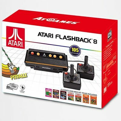 NEW Atari Flashback 8 Classic Game Console