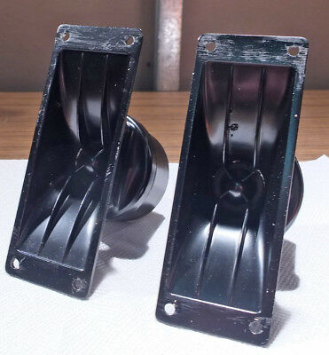 1 Pair - Electro Voice EV T-35 OEM Tweeters - Alnico-V Magnets