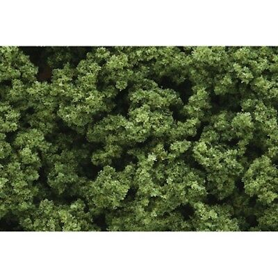 Woodland Scenics FC182 Clump-Foliage, Light Green 165 cu in Bag for Trees,Shrubs