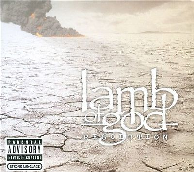 Lamb of God Resolution Digipak Explicit