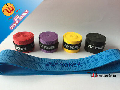 NEW 2pcs YY Absorption Tennis Badminton Overgrip [EXTRA Antislip] (5 COLOR) CA
