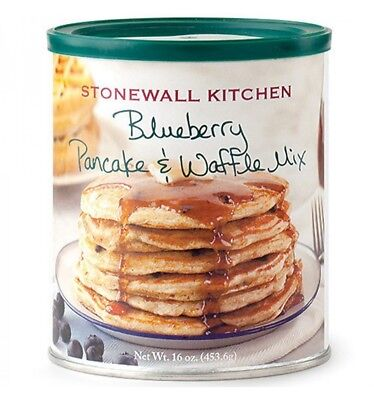 Stonewall Kitchen Pancake And Waffle Mix - Blueberry 453.6g